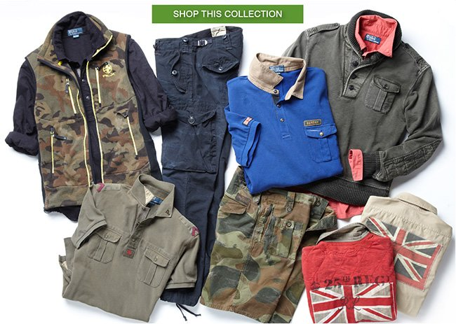 Shop this Polo Ralph Lauren Collection