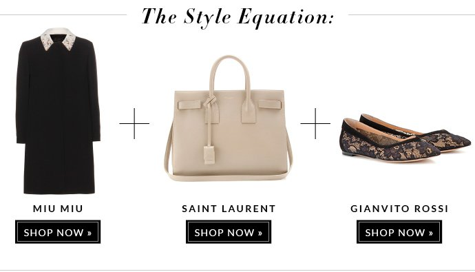 THE STYLE EQUATION