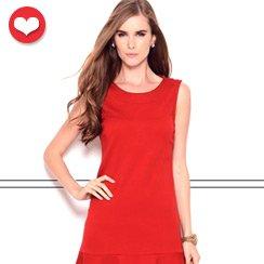 Forever Red: Dresses