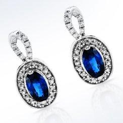 Deluxe Sapphire Jewelry: Io Si, Oscar Heyman, Foreli & More