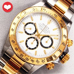 Time for Love: Luxury Men's Watches By Rolex, Tag Heuer, Tudor & More