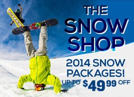 The Snow Shop: Save Up To $49.99