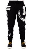 The LATHC Sweatpants in Black