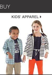 Kids' apparel