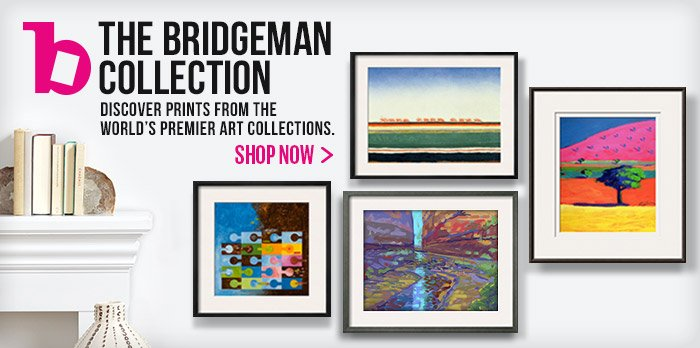 THE BRIDGEMAN COLLECTION - DISCOVER PRINTS FROM THE WORLD'S PREMIER ART COLLECTIONS - SHOP NOW - RED CAVALRY, 1928-32 By: Kazimir Severinovich Malevich; Filtered Light By: Howard Ganz; Pink Hill By: Paul Powis; The Race of the Spermatoza 2006 By: Jan Groneberg