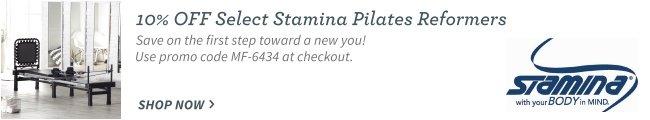Stamina Pilates Reformers