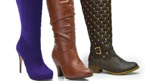 Stay In Trend: Tall Boots