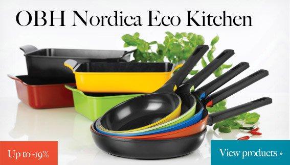 OBH Nordica Eco Kitchen