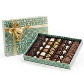 Turquoise Bouquet Gift Box