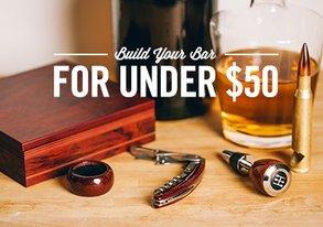 Shop Build Your Bar for Under $50