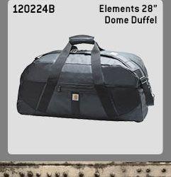 "ELEMENTS 28"" DOME DUFFEL"