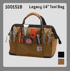 "LEGACY 14"" TOOL BAG"