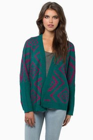 Carren Sweater Cardigan