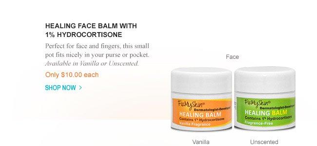 Healing Face Balm!