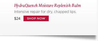 HydraQuench Moisture Replenish Balm SHOP NOW