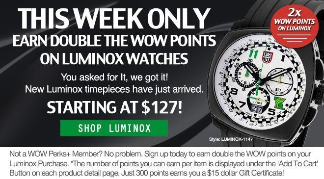 Luminox  Watch Sale