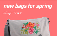 bags for spring