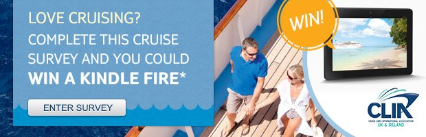 cruise survey banner