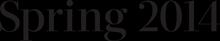 Spring Collection Logo