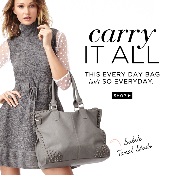 Carry it All: Shop