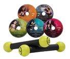 Zumba Fitness - 5 DVDs