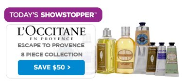 Escape to Provence 8 Piece Collection