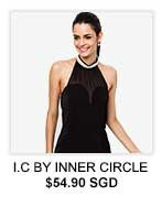 I.C BY INNER CIRCLE Princess of Pearl Dress