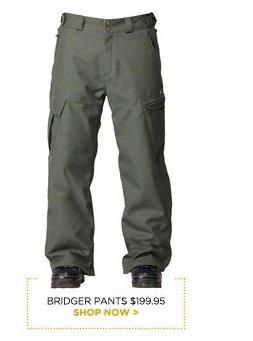 Bridger Pants $199.95 - Shop now