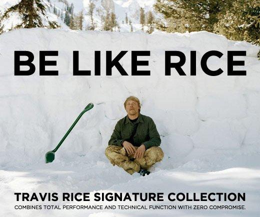 Be Like Rice