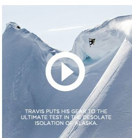 Travis puts his gear to the ultimate test in the desolate isolation of Alaska.
