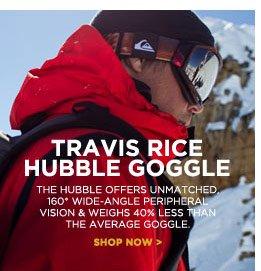 Travis Rice Hubble Goggle - Shop now