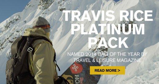 Travis Platinum Pack