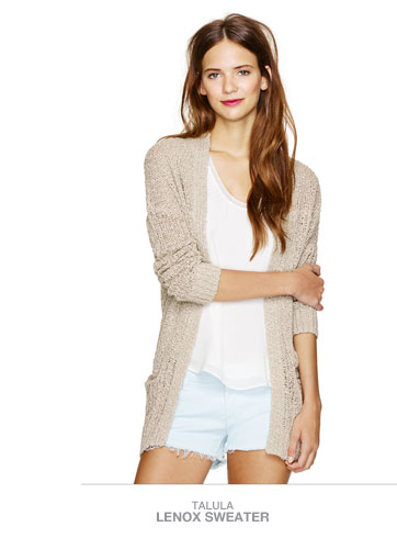 Talula Lenox Sweater