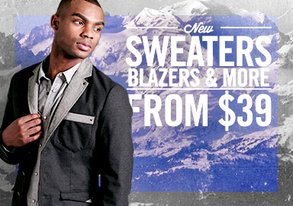 Shop NEW Sweaters & Blazers from $39