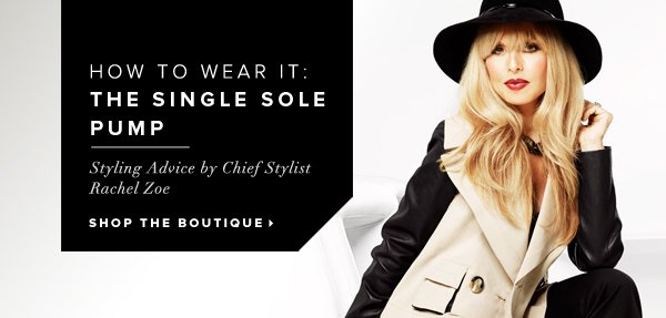 Shop Rachel Zoe's Boutique: