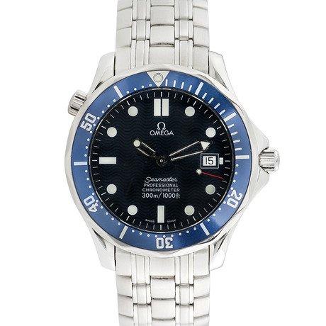 Omega Seamaster Professional Automatic Chronometer // c. 2000