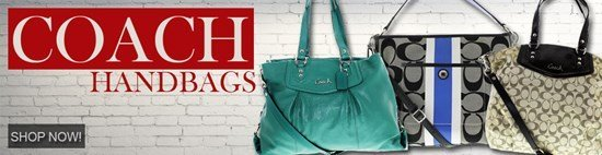 Coach Handbags - Great Selection & Unbeatable Prices!