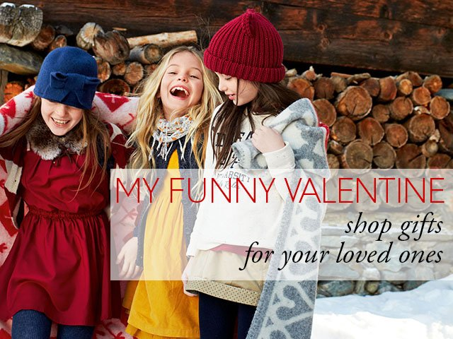 Order now for Valentine's Day, February 14th. Shop our Gift Guides for Kids, Men, and Women!