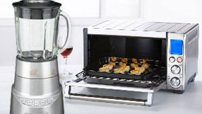 Cuisinart and Breville