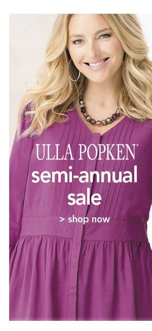 Shop Ulla Popken Semi-Annual Sale