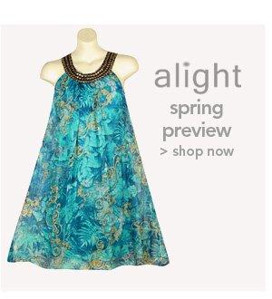 Shop Alight Spring Preview