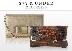 $79 & Under: Clutches