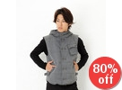 Hooded Padded Vest