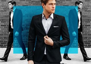 Shop Looking Sharp: New Suits to Rock Now