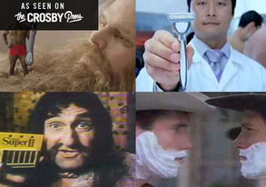 Shop 8 Of The Most Epic Shaving Commercials Ever