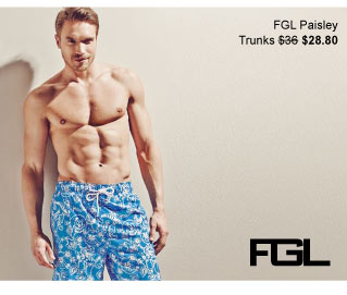 FGL Paisley was $36 now $28.80