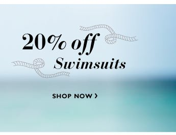 20% off Swimsuits