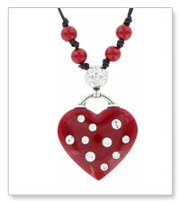 Jazz Baby Heart Necklace