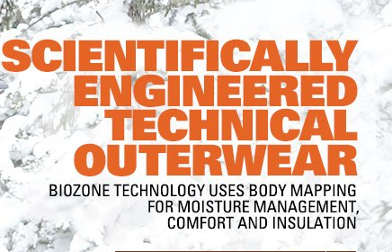 Scientifically Engineered Technical Outerwear