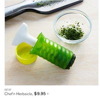 NEW - Chef'n Herbsicle, $9.95